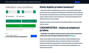 Kiedy-przelew.pl thumbnail