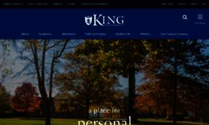 King.edu thumbnail