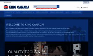 Kingcanada.com thumbnail