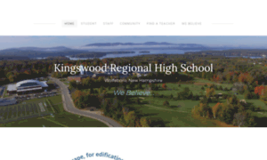 Kingswoodhighschool.org thumbnail