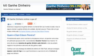 Kitganhedinheiro.org thumbnail
