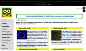 Klexikon.zum.de thumbnail