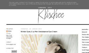 Klischees.blogspot.de thumbnail