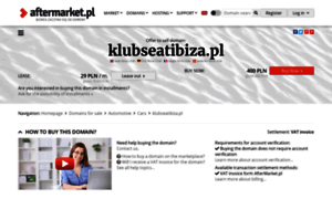 Klubseatibiza.pl thumbnail