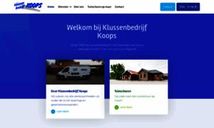 Klussenbedrijfkoops.nl thumbnail