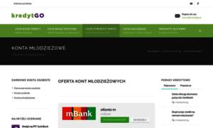 Kontamlodziezowe.kredytgo.pl thumbnail