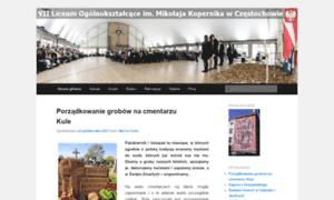 Kopernik.czest.pl thumbnail