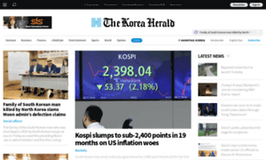 Koreaherald.com thumbnail