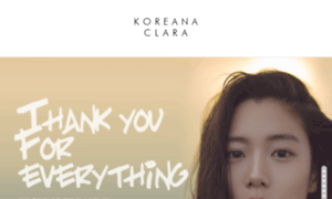Koreanaclara.com thumbnail