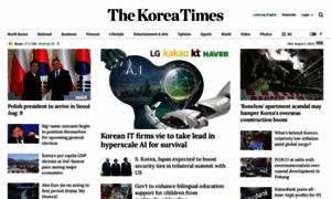 Koreatimes.co.kr thumbnail