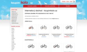 Koupimkolo.cz thumbnail
