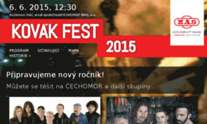 Kovakfest.kovosvit.cz thumbnail
