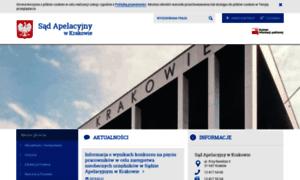 Krakow.sa.gov.pl thumbnail
