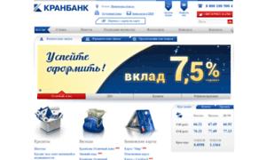 Kranbank.ru thumbnail
