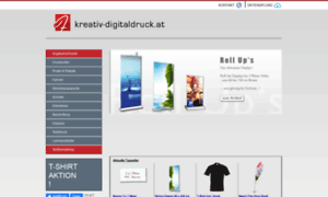 Kreativ-digitaldruck.at thumbnail