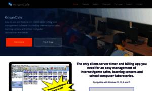 Krisancafe.net thumbnail