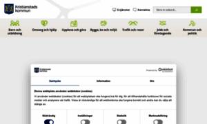 Kristianstad.se thumbnail