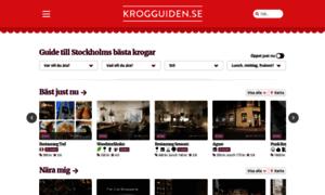 Krogguiden.se thumbnail