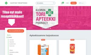 Kuopiontoriapteekki.fi thumbnail