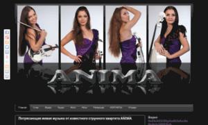Kvartetanima.by thumbnail