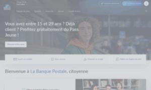 Labanquepostale.fr thumbnail