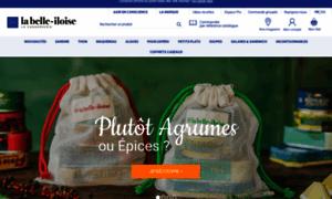 Labelleiloise.fr thumbnail