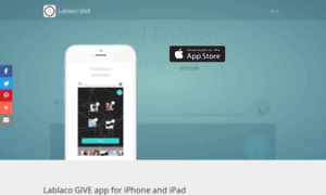 Lablaco-give.appstor.io thumbnail