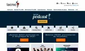 Lacnic.net thumbnail