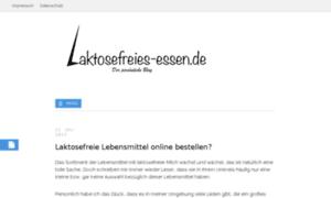 Laktosefreies-essen.de thumbnail