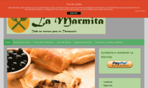 Lamarmita.eu thumbnail