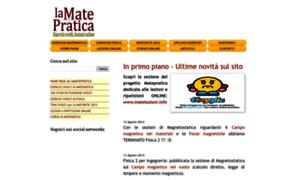 Lamatepratica.blogspot.it thumbnail