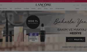 Lancome.com.tr thumbnail