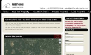 Land-for-sale-hua-hin.com thumbnail
