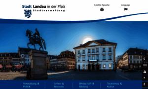 Landau.de thumbnail