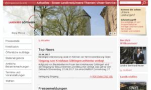 Landkreis-goettingen.de thumbnail