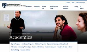 Language.miis.edu thumbnail