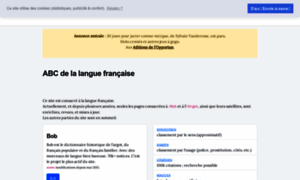 Languefrancaise.net thumbnail