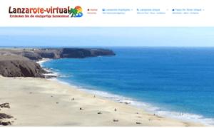Lanzarote-virtual.com thumbnail