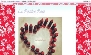 Lapoudrerose93.blogspot.it thumbnail