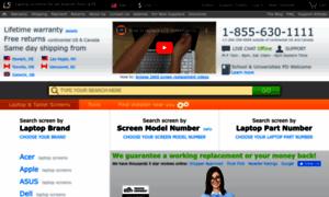 Laptopscreen.com thumbnail