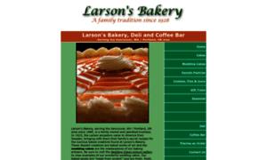Larsonsbakery.net thumbnail