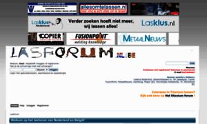 Lasforum.nl thumbnail