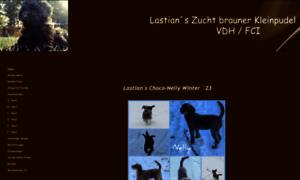 Lastians.123webseite.de thumbnail