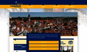 Lauterbach-hessen.de thumbnail