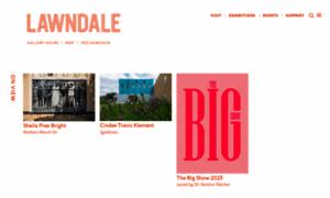 Lawndaleartcenter.org thumbnail