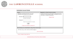 Lawrenceville.campuscardcenter.com thumbnail