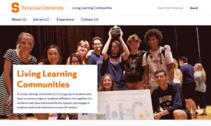 Lc.syr.edu thumbnail