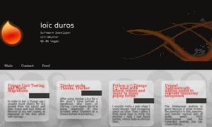 Lduros.net thumbnail