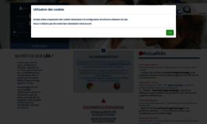 Lea-formasup.fr thumbnail