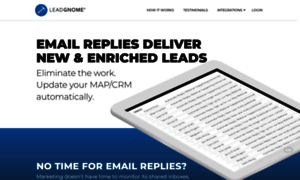 an analysis of e mail